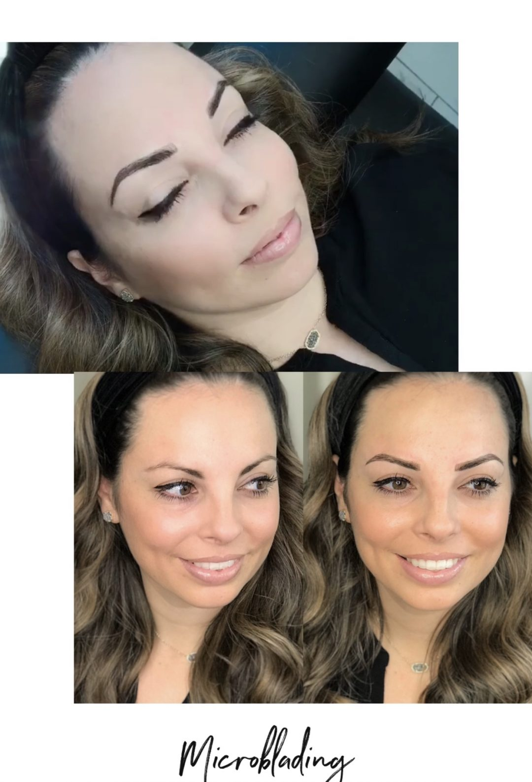 All Things Brows: Microblading – All Things Refined